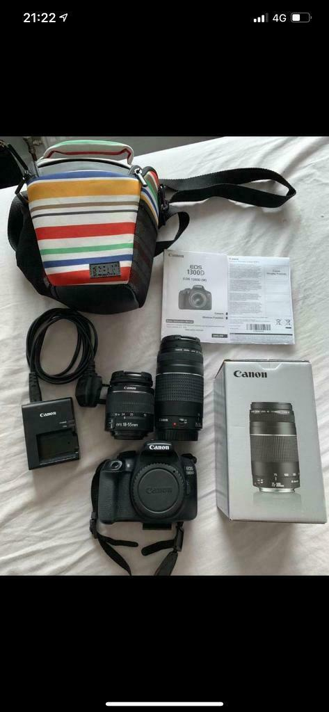 Canon 1300D | in Winterton, Lincolnshire | Gumtree