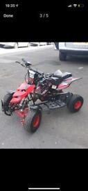 49cc quad great condition