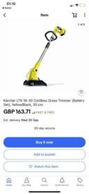 Karcher battery tools