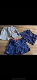 £5 the lot boys age 10/12 years shorts