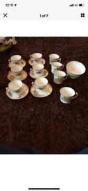 Wellington cup and saucer set