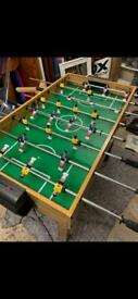 Multi games table. Football table