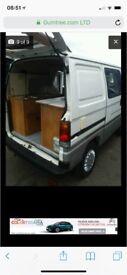 Bedford rascal campervan in fantastic condition