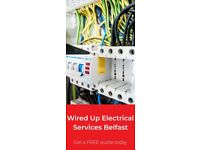 Wired up electrical services 24hr emergency electrician