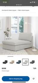Ikea KIVIK Chaise lounge chair