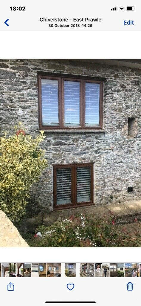 Plantation shutters | in Newquay, Cornwall | Gumtree