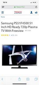 51 inch tv