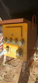 Briticent 10000/1PH 10kVA Single Phase Transformer - 230V