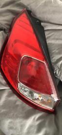 Fiesta st 180 rear lights