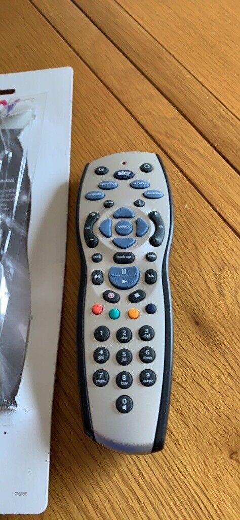 Sky HD remote control   in Worksop, Nottinghamshire   Gumtree