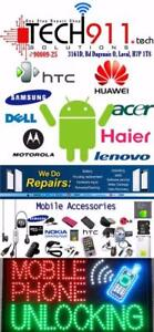 CellPhone & Computer Professional repair services- Same Day Service - with Warranty!