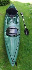 sit on top kayak- Prowler Elite 4.5