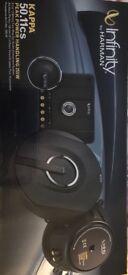 Infinity car Audio system