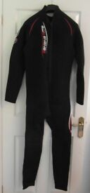 Wet Suit as per attached photos , Hardly used