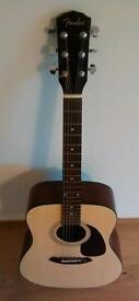 Fender CD-60 NAT acoustic guitar