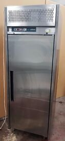 Williams LD1 Upright Freezer, Catering Commercial Larder FREEZER, Good working order