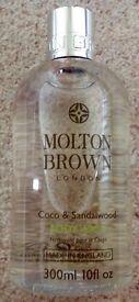 Molton Brown Body Wash 300ml Coco & Sandalwood