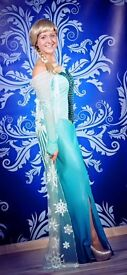'Elsa' for children parties