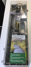 Shakespeare Excursion Compact Fishing Kit