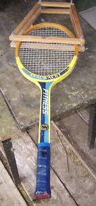 Vintage Wood Snauwaert Tennis Racquet