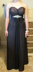Prom Dress, Evening Gown by the noted designer Sophia Tolli - UK size 8.