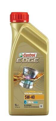 Castrol | Motoröl 5W-40 Edge Titanium FST (1 L) (1535FA) für Opel Alfa Romeo VW