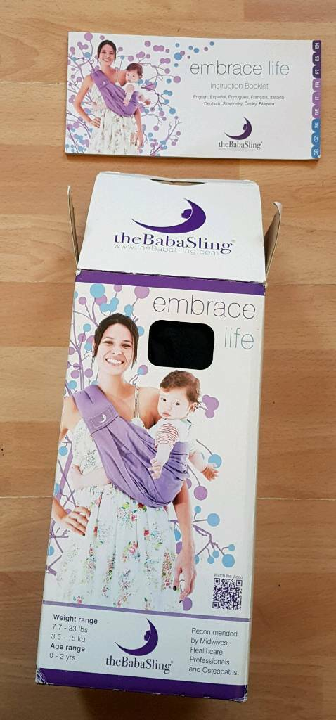 Baba Sling Baby Carrier In Barnsley South Yorkshire Gumtree