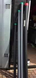 5 rod tubes