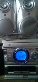 Hi fi system