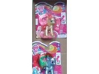 My little pony figures set of 2 only £3