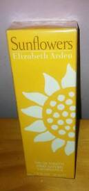 New Elizabeth Arden Sunflowers Perfume