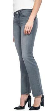 NYDJ dames Straight jeans Grijs Lightweight denim