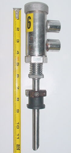 Fill Nozzle, Pneumatic Scale Vacuum Filler Valve-used