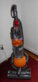 Dyson DC24 SmallBall All Floors Upright Bagless Vacuum Cleaner