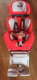 Special needs carrot3 car seats
