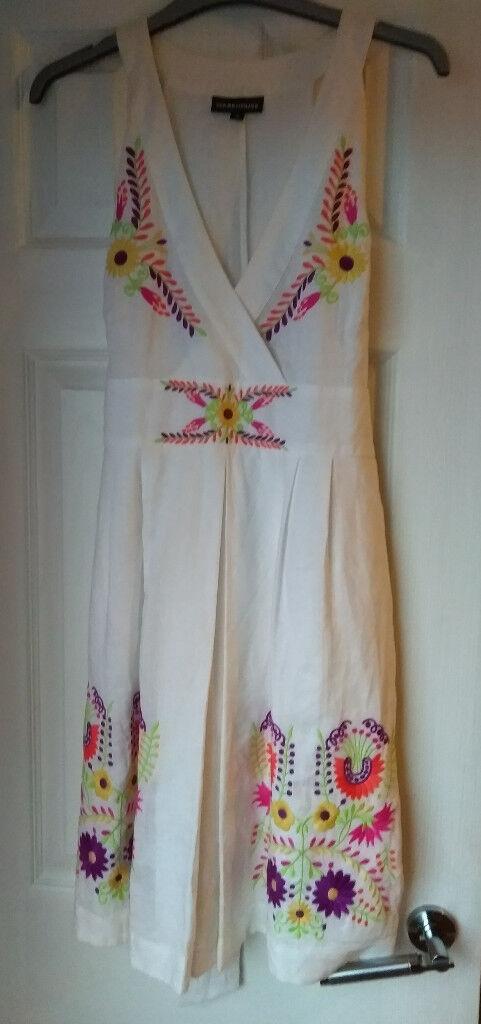 Beautiful Warehouse Linen Dress