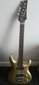Ibanez JS 2000 champagne gold