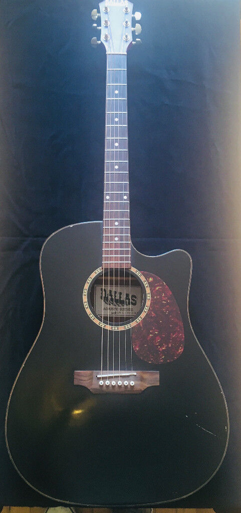 beautiful acoustic guitar buy or sell find it used. Black Bedroom Furniture Sets. Home Design Ideas