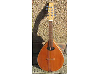 mandolin hand made in scotland ,flat top