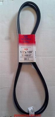 Toro  (EXACT FIT OEM SPEC BELT) 112-5800 - FITS LX420 - FREE SHIPPING INCLUDED! on Rummage