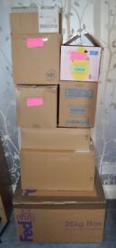Massive Bundle! 12 Boxes of House Clearance Items - Carboot Sale Items? Some New. Over 100 items.