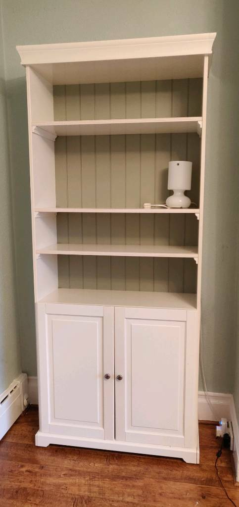 big sale b55a1 c834d IKEA bookcase / cabinet. | in Halifax, West Yorkshire | Gumtree