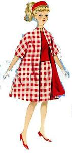 Vintage-Doll-Clothes-PATTERN-9993-for-11-1-2-in-Barbie-Midge-by-Mattel