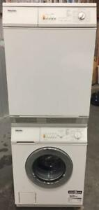 EZ APPLIANCE MIELE APARTMENT SIZED LAUNDRY SET $999 FREE DELIVERY 403-969-6797