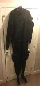DUI CF200 Series FRONT ENTRY Drysuit - Very Good Condition. **OPEN TO OFFERS**
