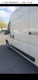 large van for removals