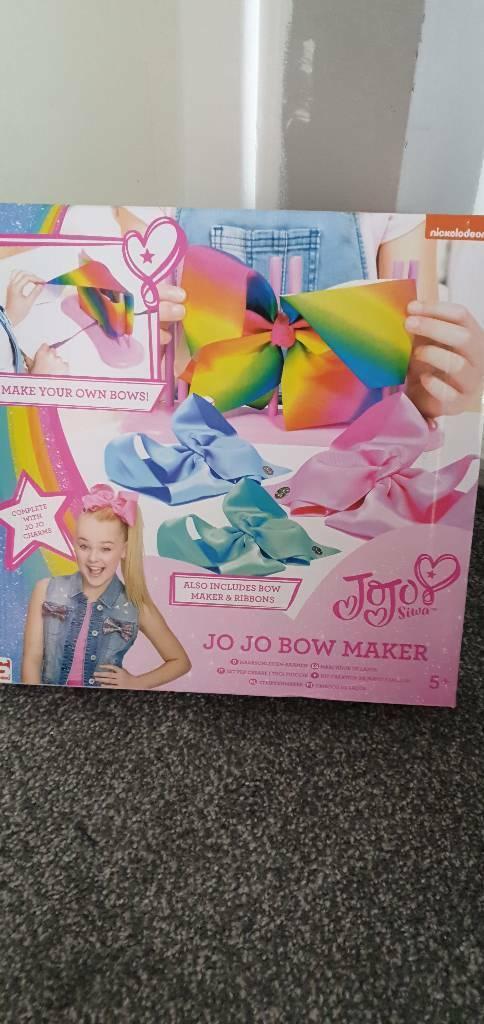 JoJo Siwa Bow Maker | in Penicuik, Midlothian | Gumtree