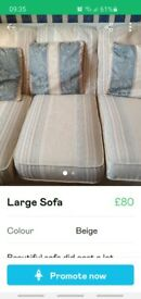 Large set of sofas
