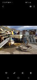 Sandblasting equipment business for sale