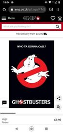 Ghostbuster - Poster